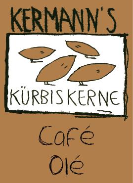 Kürbiskerne Cafe ole