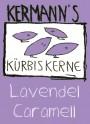 Kürbiskerne Lavendel Caramell